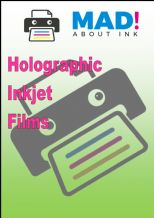 Inkjet Pearlescent Holographic Film